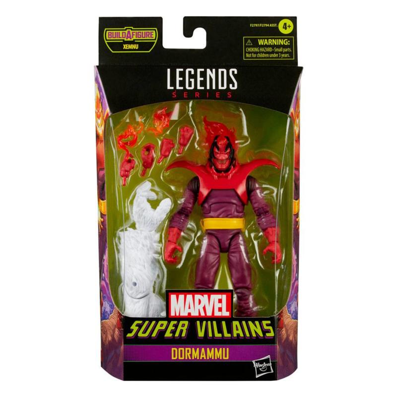 Marvel Legends Super Villians Dormammu - Pre order