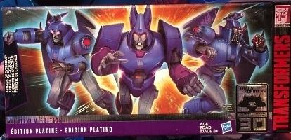 Hasbro Platinum Edition Armada of Cyclonus