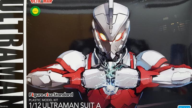 Figure-rise Ultraman Suit A 1/12