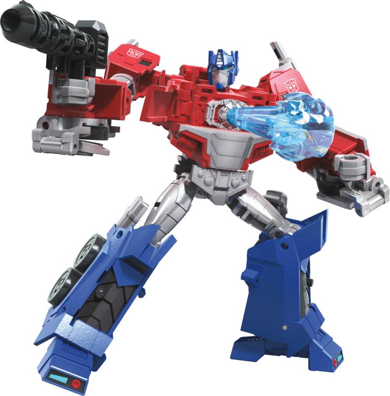 Hasbro Cyberverse Deluxe Optimus Prime - Pre order