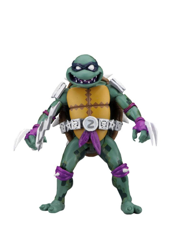 Neca TMNT - Turtles in Time Series 1 - Slash - Pre order