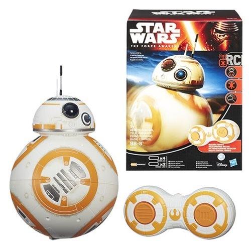 Star Wars: The Force Awakens RC Radio Control BB-8 Droid