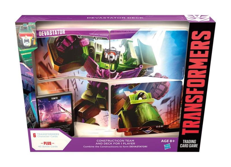 Transformers TCG Devastator Deck [english]