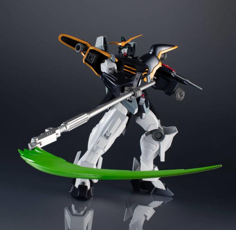Gundam Universe Action Figure XXXG-01D Gundam Deathscythe