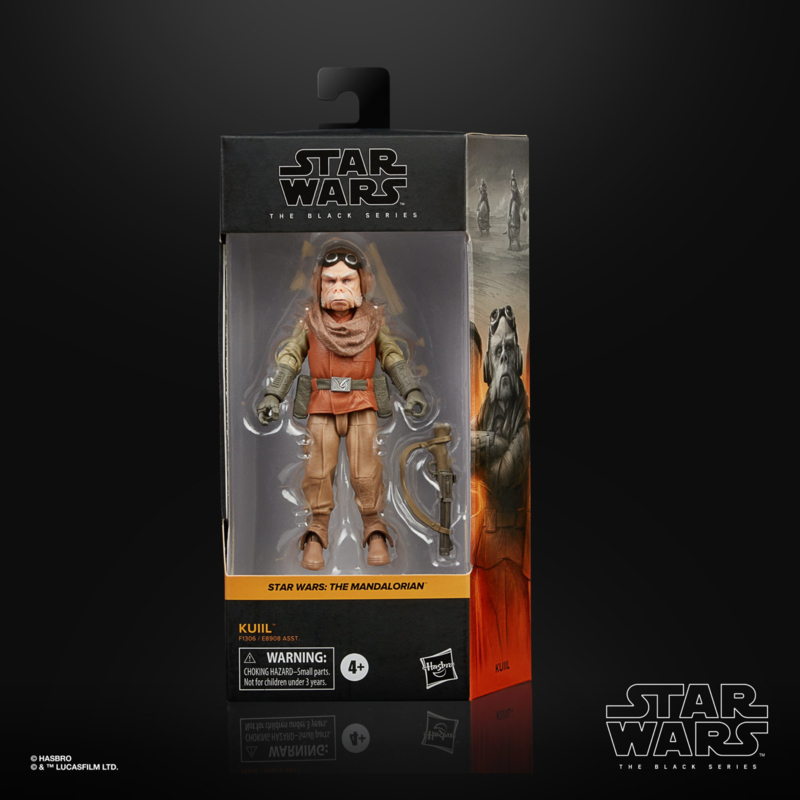 Star Wars The Black Series Kuiil [The Mandalorian] - Per order