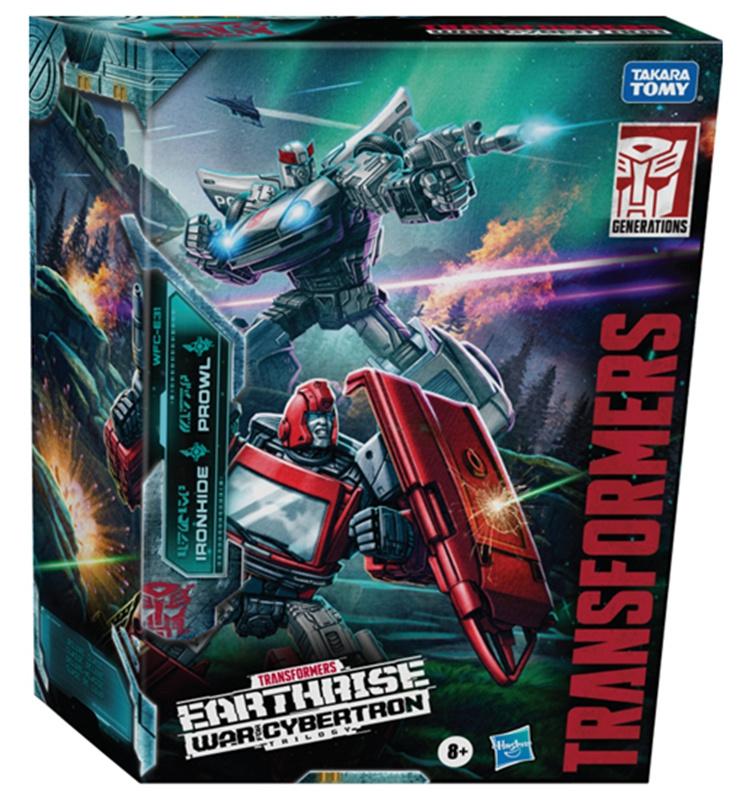 Hasbro WFC-E31 Autobot Alliance [Set of 2] - Pre order