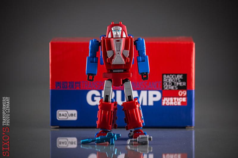 Badcube OTS-09 Grump