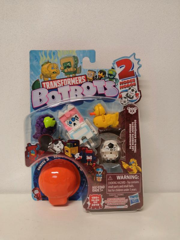 Hasbro Botbots Serie 3 Playroom Posse B [set of 5]