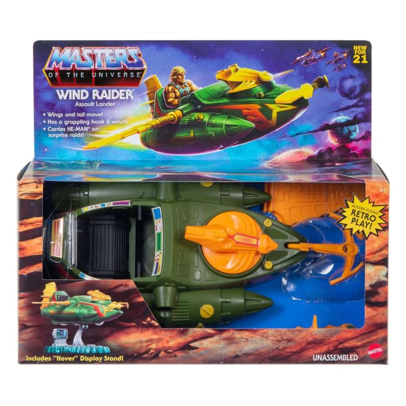 Masters of the Universe Origins Vehicle 2021 Wind Raider - Pre order