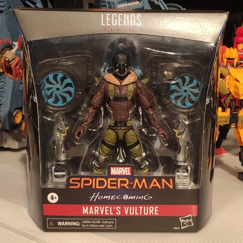 Marvel Legends Deluxe Marvel's Vulture [Import stock]