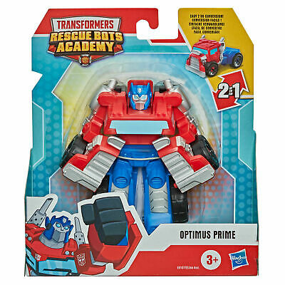 Transformers Rescue Bots Academy Optimus Prime Hot Rod