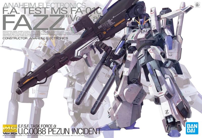 1/100 MG FA-010A FAZZ Ver.Ka