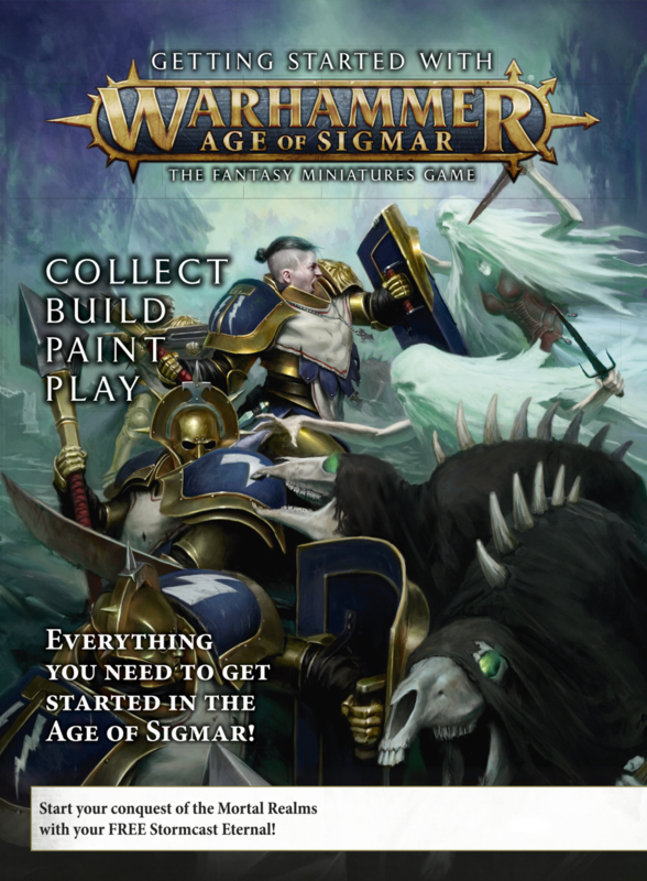 Getting Started with Warhammer Siege of Sigmar