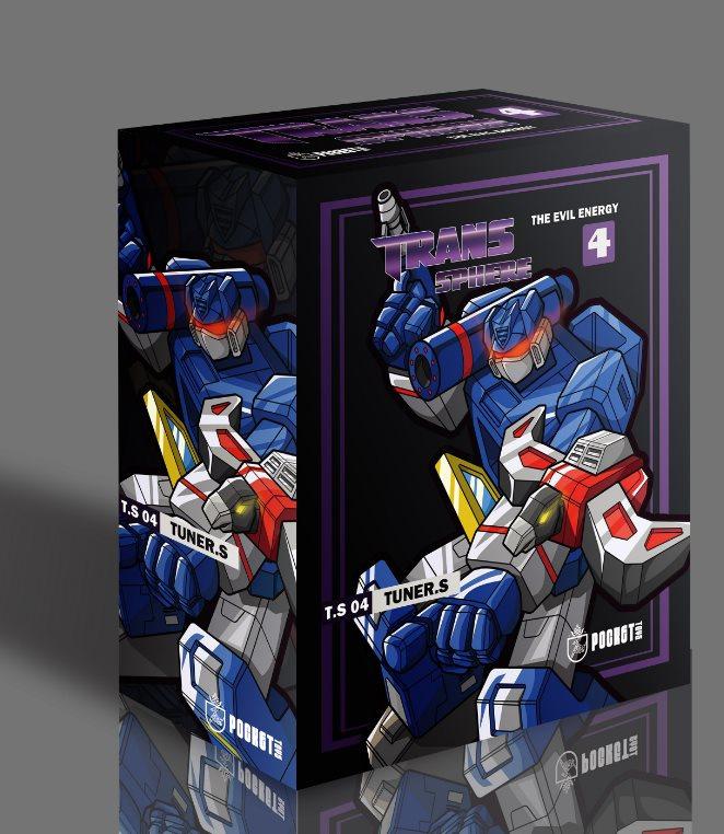 Pocket Toys PT-04 Soundwave