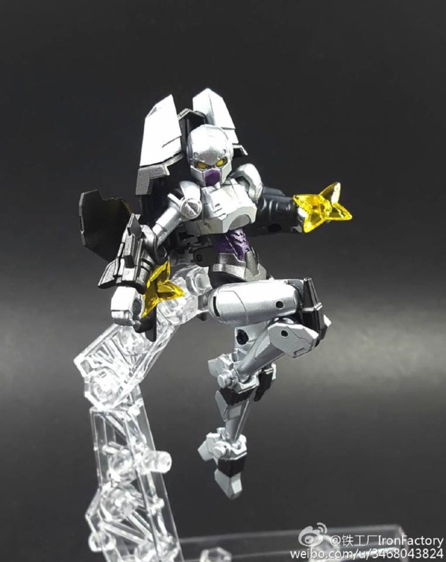 Iron Factory SGC 8TH Convention Exclusive IF-EX16N