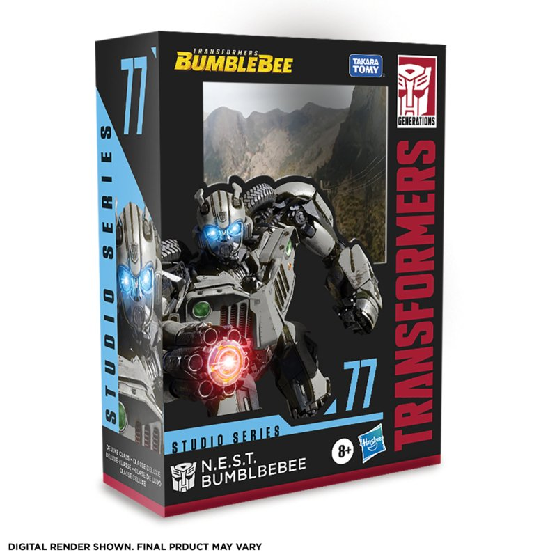 Hasbro SS-77 Deluxe N.E.S.T. Jeep Bumblebee - Pre order