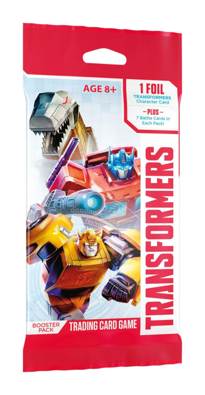 Transformers TCG Single Booster pack [english]