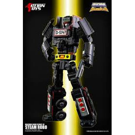 Machine Robo MR-10 Steam Robo