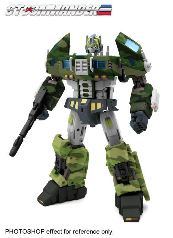 TFC STC-01A S.T. Commander (Jungle Version)