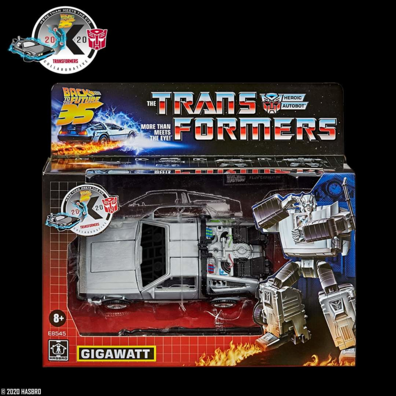 Hasbro Transformers Gigawatt