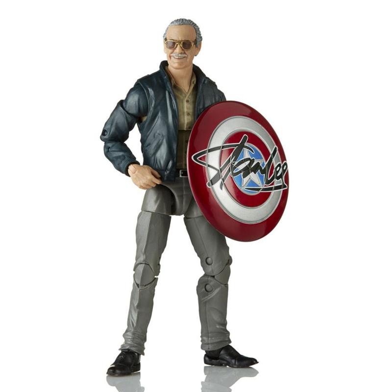 Marvel Legends Stan Lee [Marvel's The Avengers] - Pre order