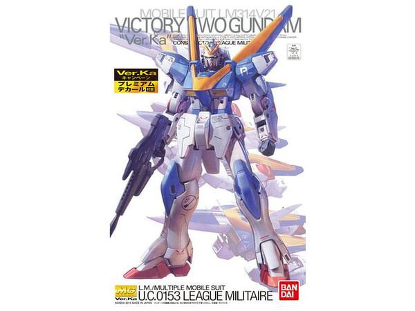 1/100 MG V2 Gundam Ver.Ka w/Premium Decal