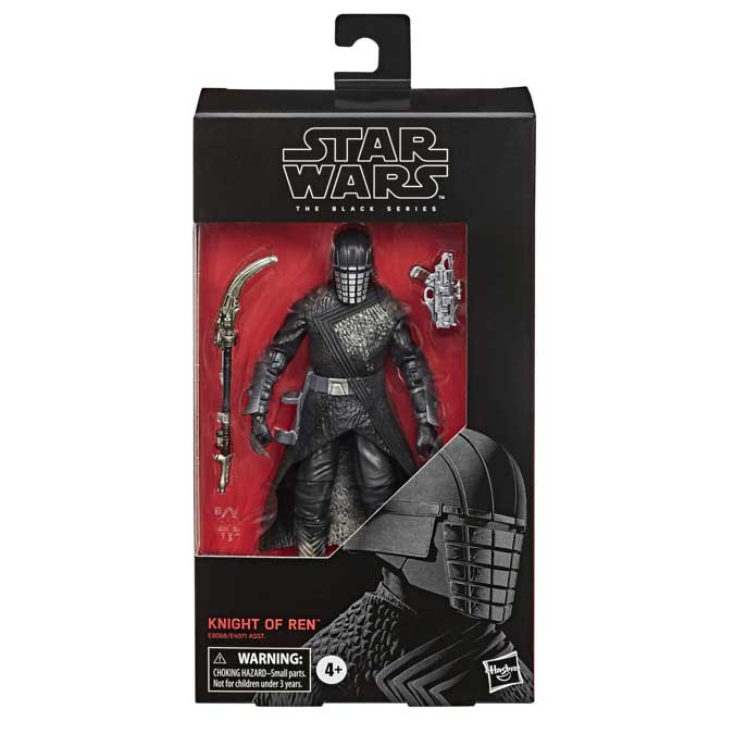 Black Series AF Knight of Ren