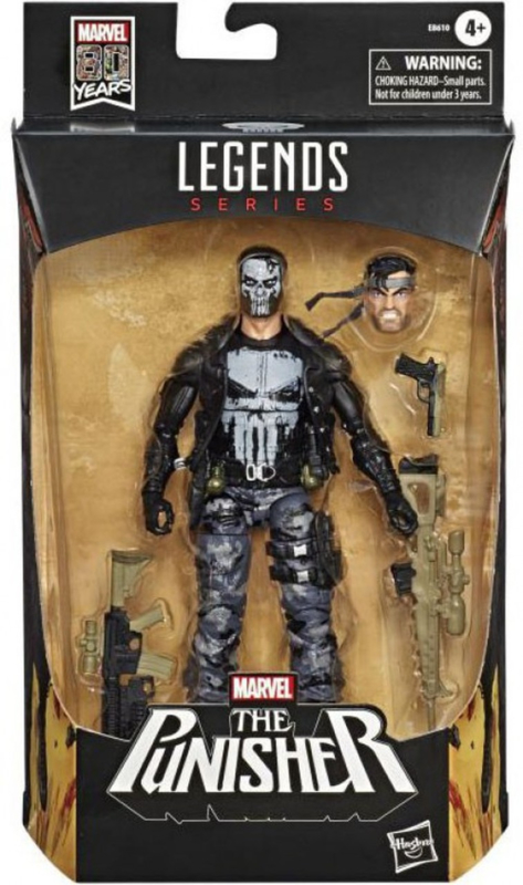 Marvel Legends 80th Anniversary The Punisher