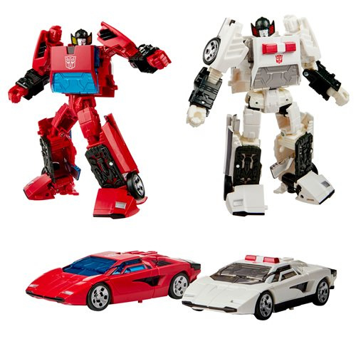 Hasbro Generation Selects Spinout & Cordon - Pre order