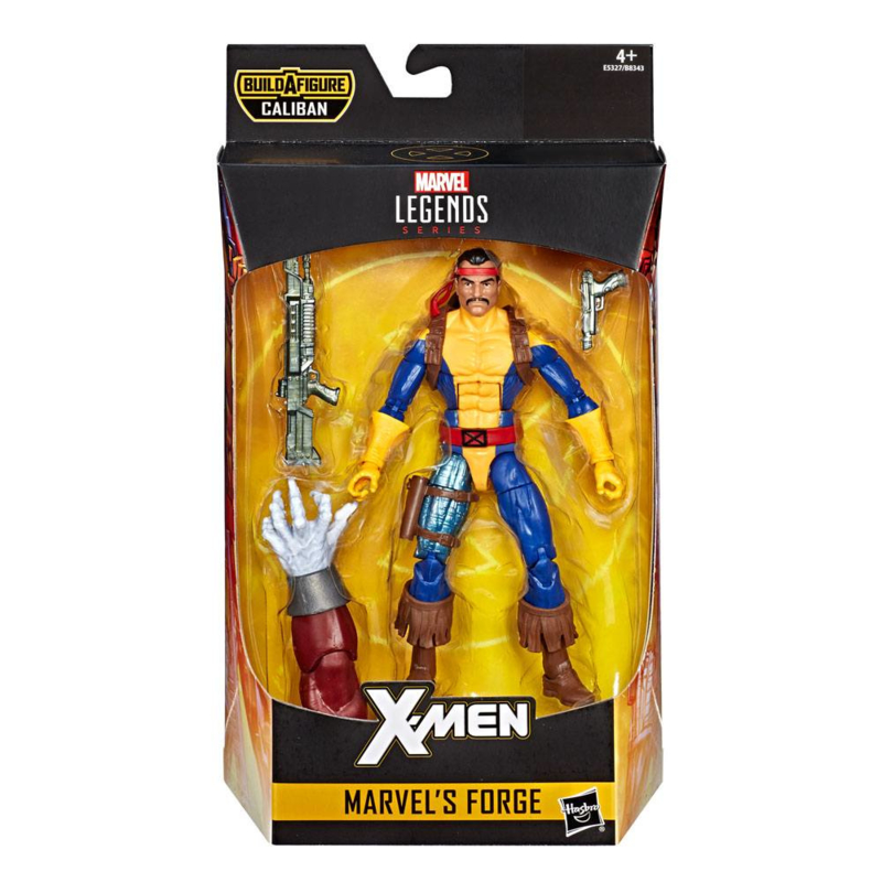 Marvel Legends X-Men Marvel's Forge