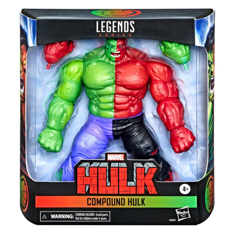 Marvel Legends Series Compound Hulk [Import stock]