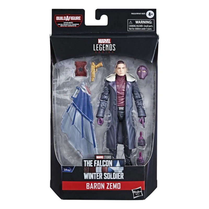 Marvel Legends Baron Zemo (The Falcon and the Winter Soldier) - Pre order