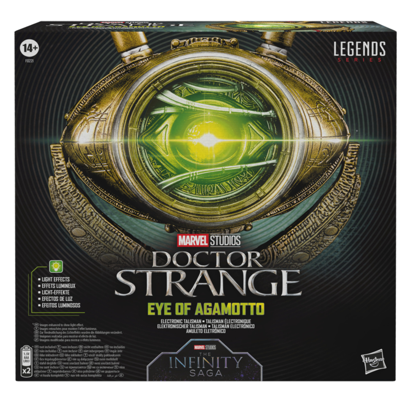 Marvel Legends Doctor Strange Eye of Agamotto - Pre order