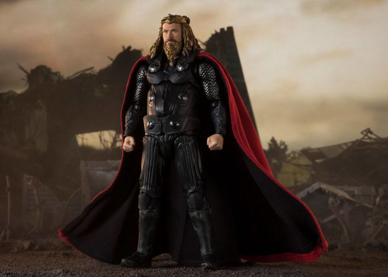 Avengers: Endgame S.H. Figuarts AF THor Final Battle Edition - Pre order