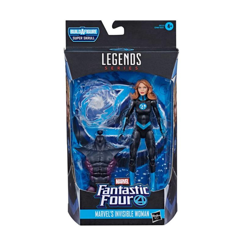 Marvel Legends Marvel's Invisible Woman [Fantastic Four]