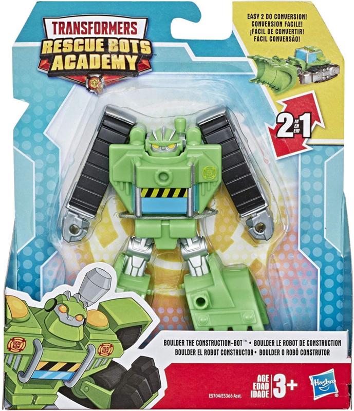 Transformers Rescue Bots Academy Rescan Boulder - Pre order