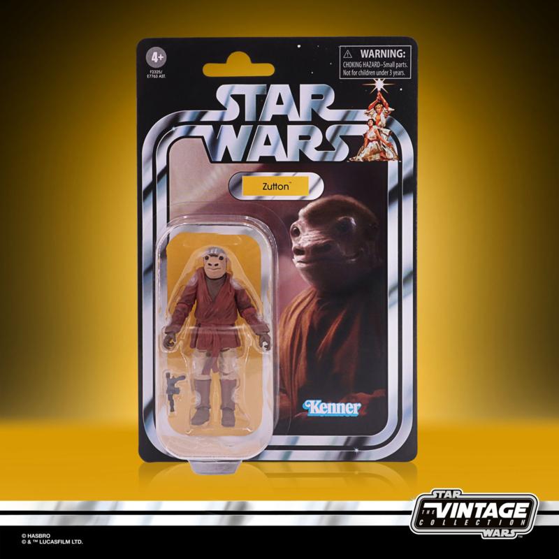Star Wars The Vintage Collection Zutton - Pre order