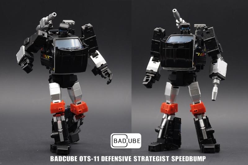 Badcube OTS-11 Speedbump