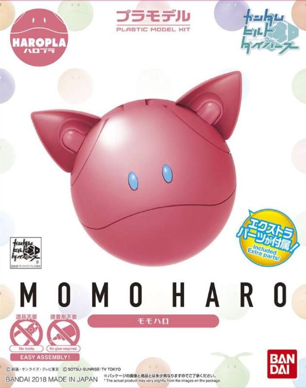 HaroPla Momo Haro