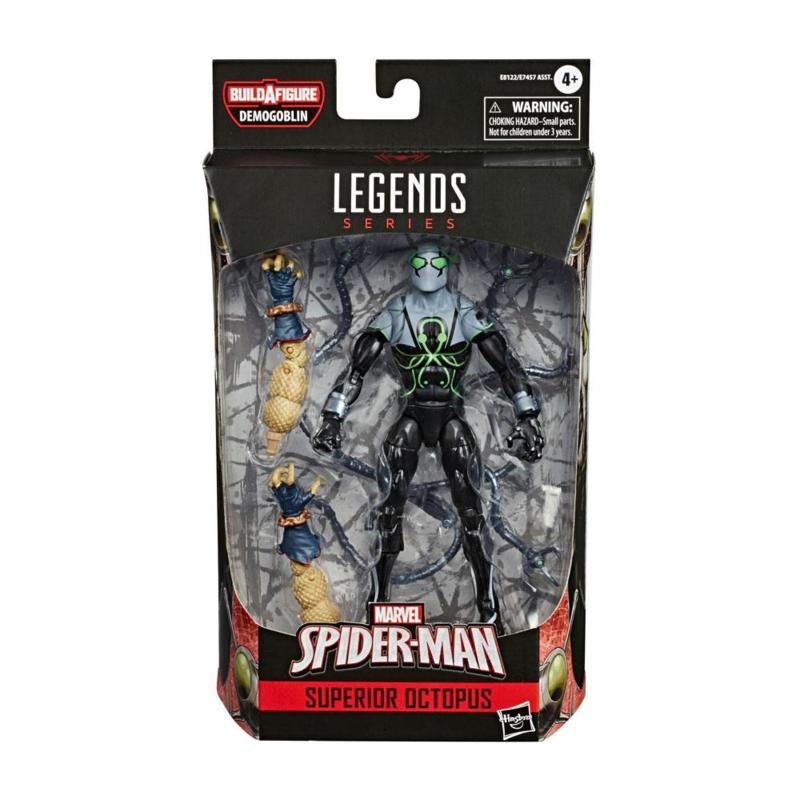 Marvel Legends Superior Octopus [Marvel Spider-Man]
