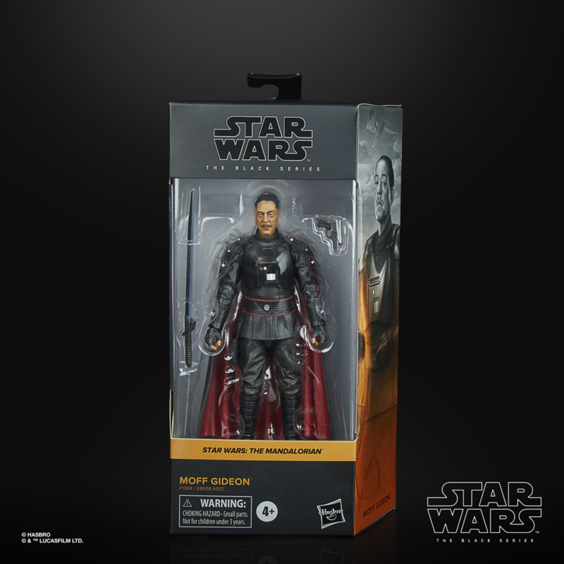 Star Wars The Black Series Moff Gideon [The Mandalorian] - Per order