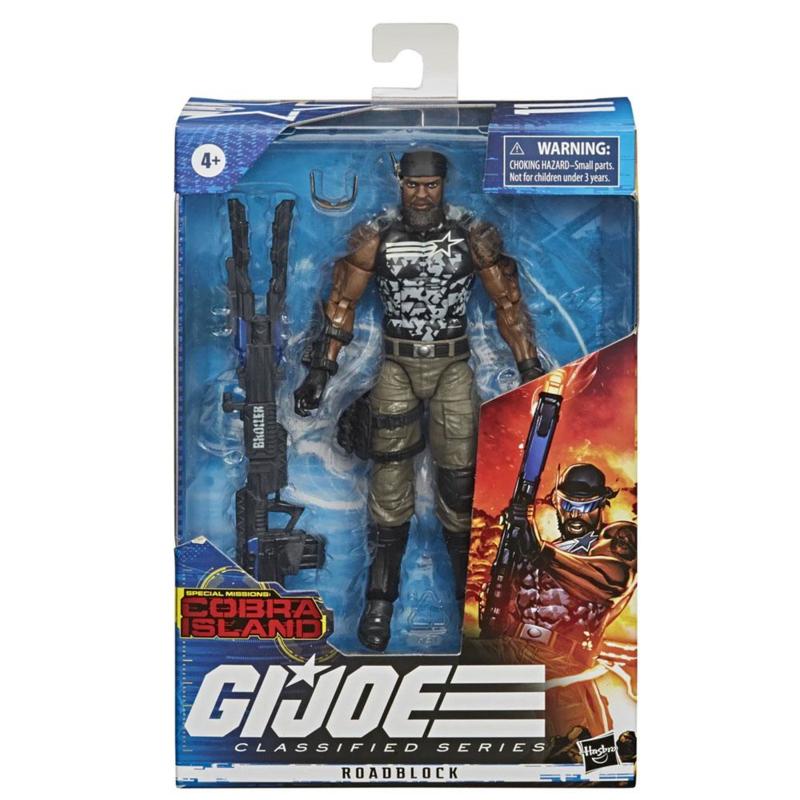G.I. Joe Classified Series Cobra Island Road Block