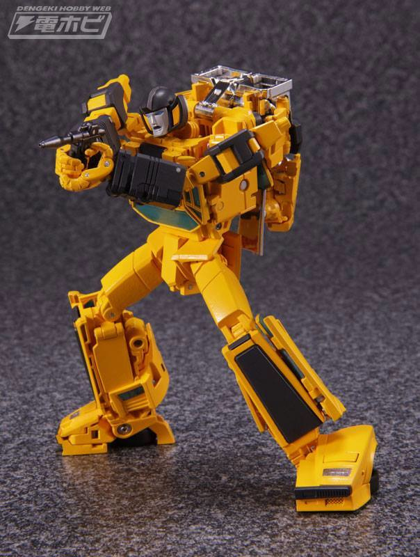 Takara Masterpiece MP-39 Sunstreaker - Pre order