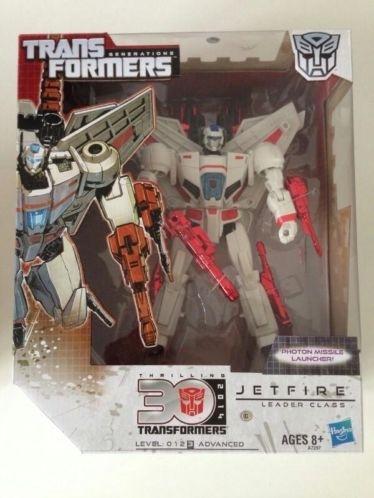 Hasbro Leader class Jetfire