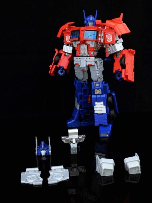 SND Kit for CW Optimus Prime