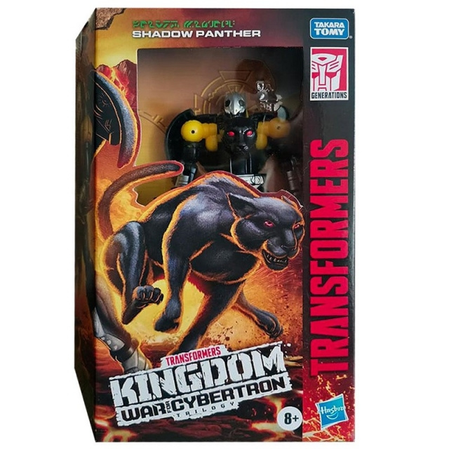 Hasbro WFC Kingdom Deluxe Shadow Panther - Pre order