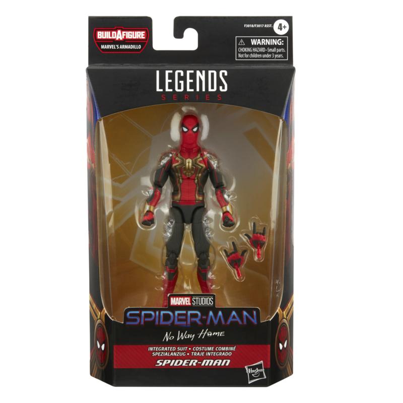 Marvel Legends Spider-Man [BAF Armadillo] - Pre order