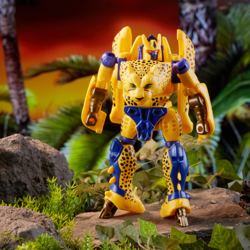 Hasbro Vintage Beast Wars Cheetor - Pre order