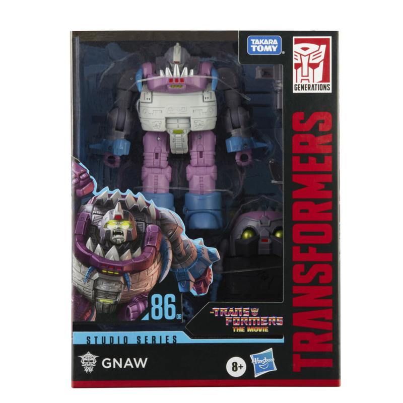 Hasbro Studio Series 86-08 Deluxe Gnaw - Pre order