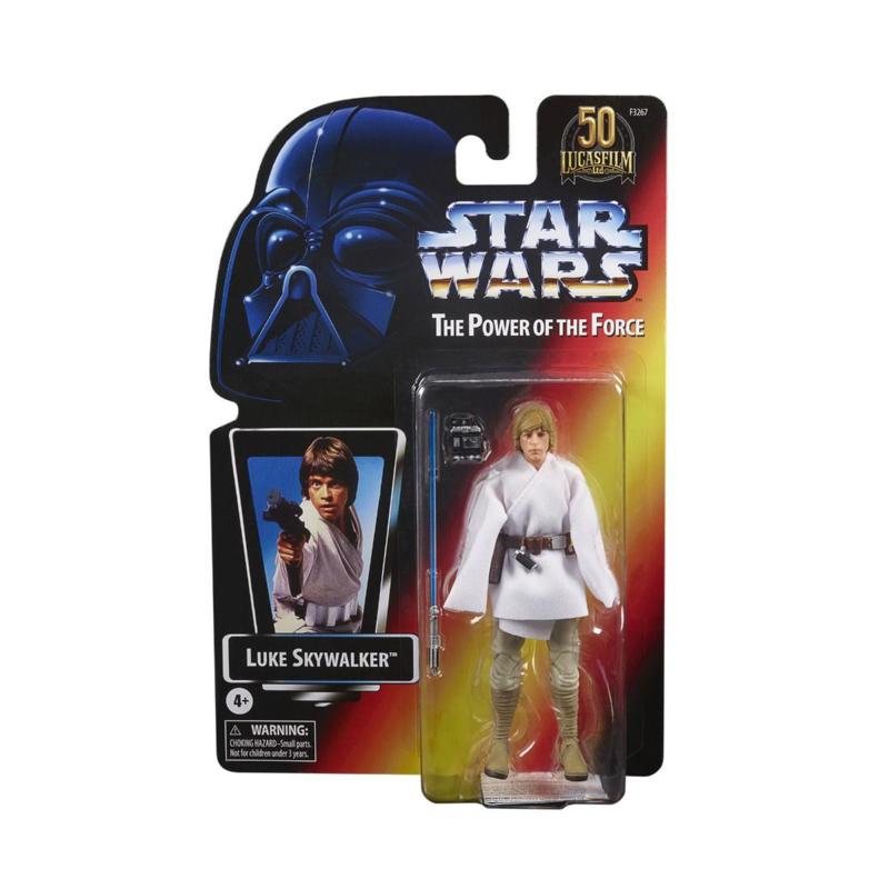 Star Wars Black Series Lucasfilm 50th Anniversary Luke Skywalker - Pre order